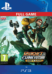 Ratchet & Clank: Quest for Booty PlayStation Network Cover Art