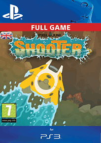 PixelJunk Shooter PlayStation Network Cover Art