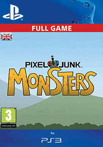 PixelJunk Monsters PlayStation Network Cover Art