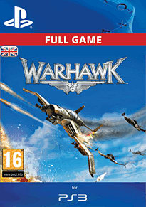 Warhawk Complete PlayStation Network Cover Art