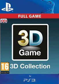 3D Collection PlayStation Network Cover Art