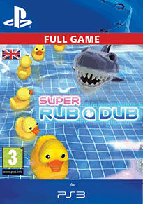 Super Rub'a'Dub PlayStation Network Cover Art