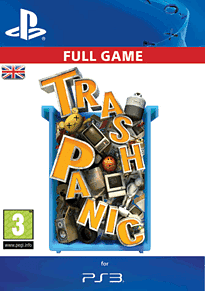Trash Panic PlayStation Network Cover Art