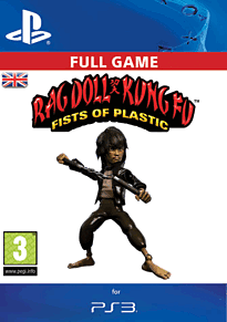Rag Doll Kung Fu: Fists of Plastic PlayStation Network
