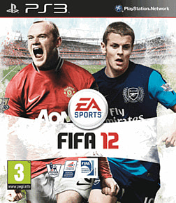FIFA 12 PlayStation 3 Cover Art