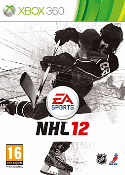 NHL 12 Xbox 360 Cover Art
