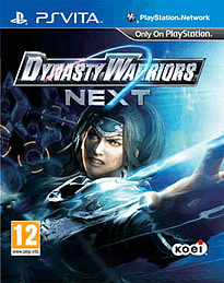 Dynasty Warriors Next PS Vita