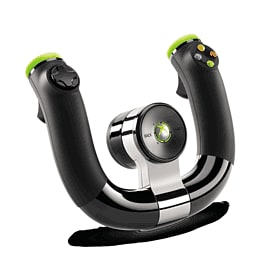 Xbox 360 Wireless Speed Wheel Accessories