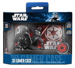 Darth Vader 3DS EVA Gamer Case + Strap Accessories