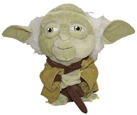 Yoda Deformed Plush Toys and Gadgets