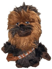 Chewbacca Deformed Plush Toys and Gadgets