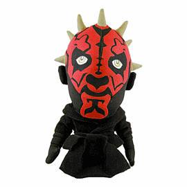 Star Wars Darth Maul Deformed Plush Toy Counter Basket