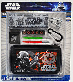 Star Wars 3D DS Protection Set Accessories