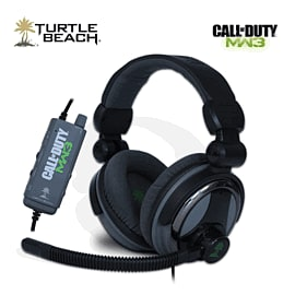 Ear Force Charlie Z6A Call of Duty: Modern Warfare 3 Headset for Xbox 360 Accessories 