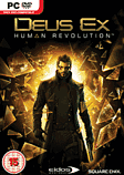DEUS EX: Human Revolution: Limited Edition PC Games