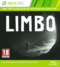 LIMBO Xbox Live Cover Art