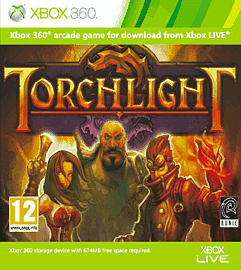 Torchlight Xbox Live Cover Art