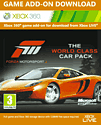 Forza 3 World Class Car Pack Xbox Live