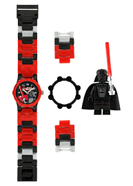 LEGO Star Wars Darth Vader Watch Toys and Gadgets