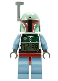 LEGO Star Wars Boba Fett Minifigure Clock Toys and Gadgets