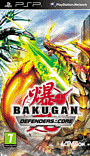 Bakugan Defenders of the Core PSP