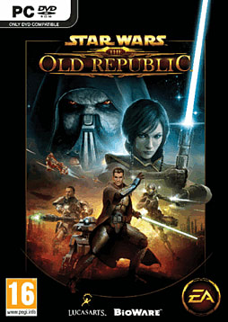 The new Star Wars the Old Republic MMO RPG