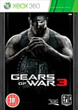Gears of War 3 Steelbook Edition Xbox 360