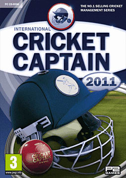 International Cricket Captain 2011 PC Games Cover Art