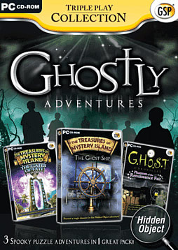 Ghostly Adventures Triple Pack PC Games Cover Art