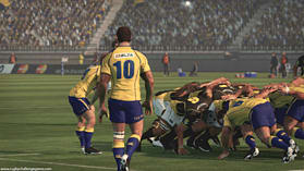 Jonah Lomu Rugby Challenge screen shot 1