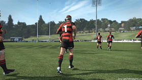 Jonah Lomu Rugby Challenge screen shot 5