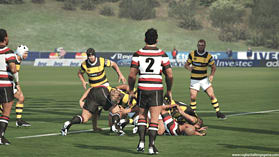 Jonah Lomu Rugby Challenge screen shot 7