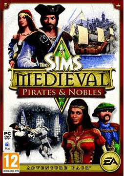 The Sims Medieval: Pirates & Nobles PC Games