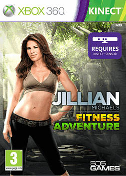 Jillian Michaels: Fitness Adventure - Requires Kinect Xbox 360 Kinect