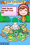 Cooking Mama World Outdoor Adventures screen shot 4