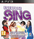 Everyone Sing PlayStation 3
