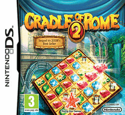 Cradle Of Rome 2 DSi and DS Lite Cover Art