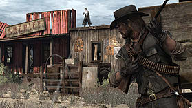 Red Dead Redemption - Game of the Year Edition screen shot 1