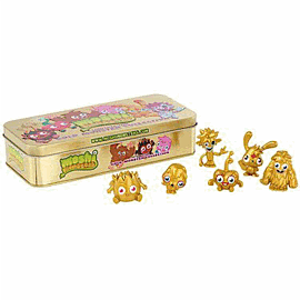 Moshi Monsters Trading Card Collectors Tin Toys and Gadgets