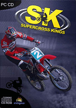 Supercross Kings PC Cover Art