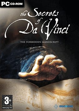 The Secrets of Da Vinci: the Forbidden Manuscript PC Cover Art
