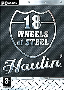 18 Wheels of Steel Haulin' PC Cover Art
