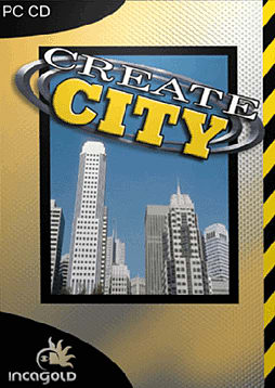 Create City PC Cover Art