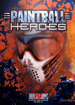 Paintball Heroes PC Cover Art
