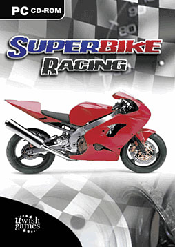 Superbike Racing PC Cover Art