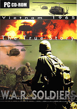 W.A.R. Soldiers PC Cover Art