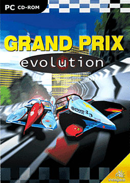 Grand Prix Evolution PC Games Cover Art