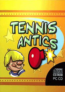 Tennis Antics PC Cover Art