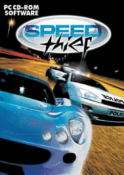 Speed Thief PC Cover Art