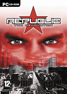 Republic: The Revolution PC Games Cover Art